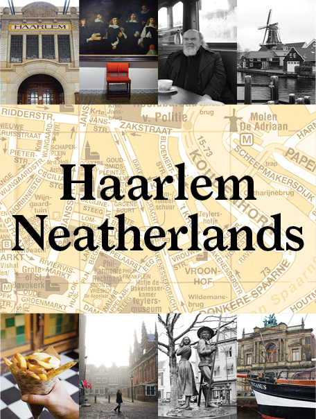 A Train to Haarlem