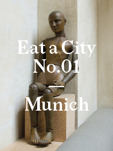 Eat a City: Munich