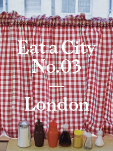 Eat a City: London