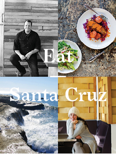 Eat a City: Santa Cruz