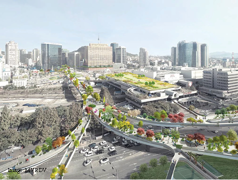 """Seoul's New """"High Line"""" Might Just Work"""