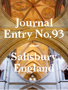 Salisbury Cathedral: A Day on the Salisbury Plain