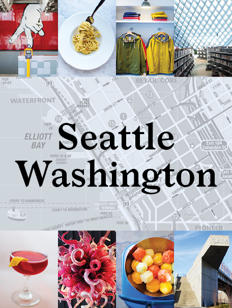 Discover Seattle like a Local