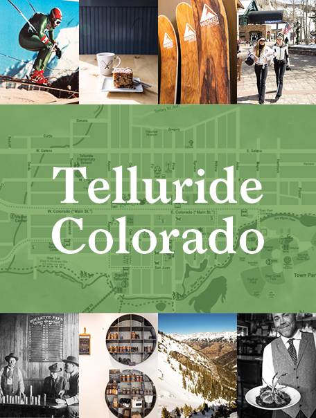 Discover Telluride like a Local