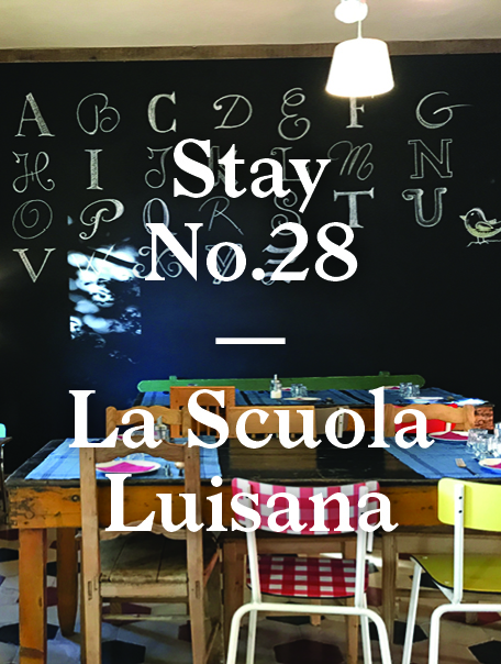 The School (La Scuola) in Lusiana