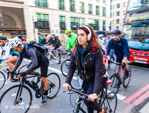 Cycling to Prevent Disease