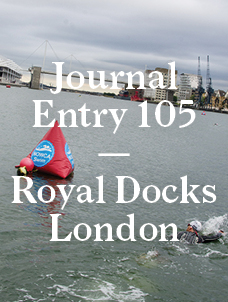 Hop In for a Swim at London's Royal Docks on the Thames