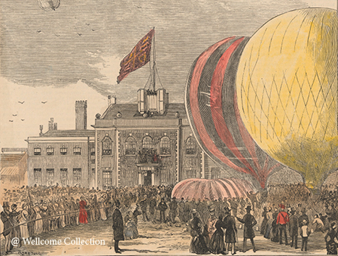 The Death-Defying Science of the Aeronauts